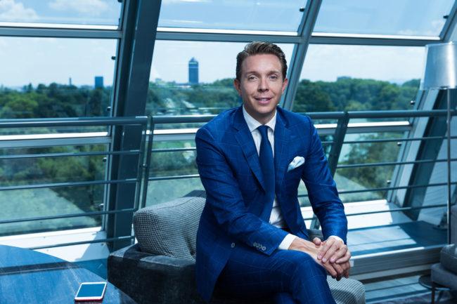 Hervé LEGROS - président et fondateur d'ALILA Promoteur
