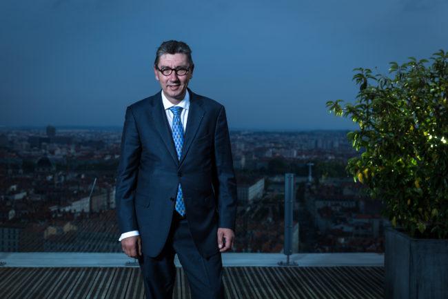 Jean-Claude RUET - Directeur général - TETEDOIE