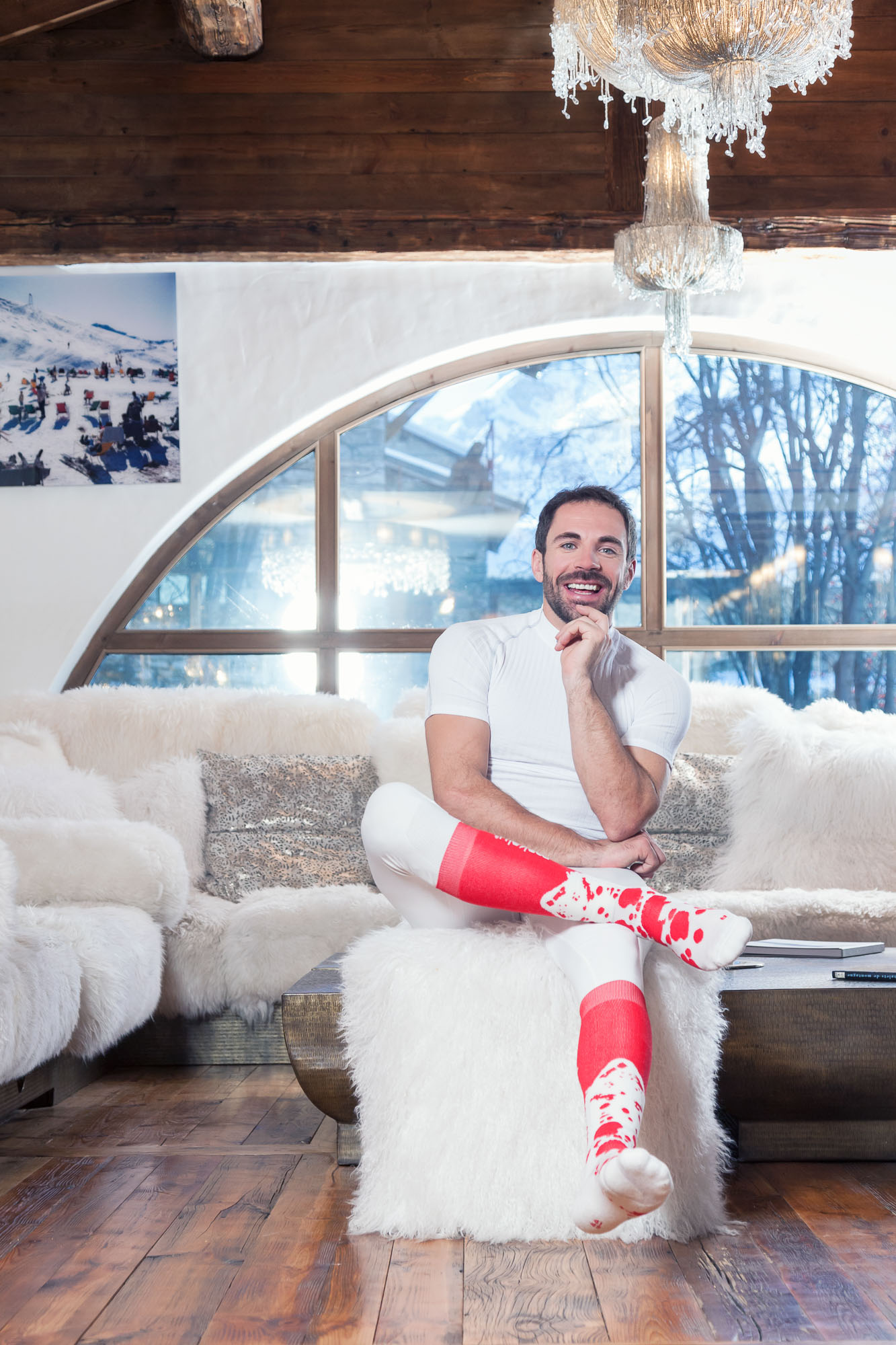 Gauthier DE TESSIERES - Skieur alpin