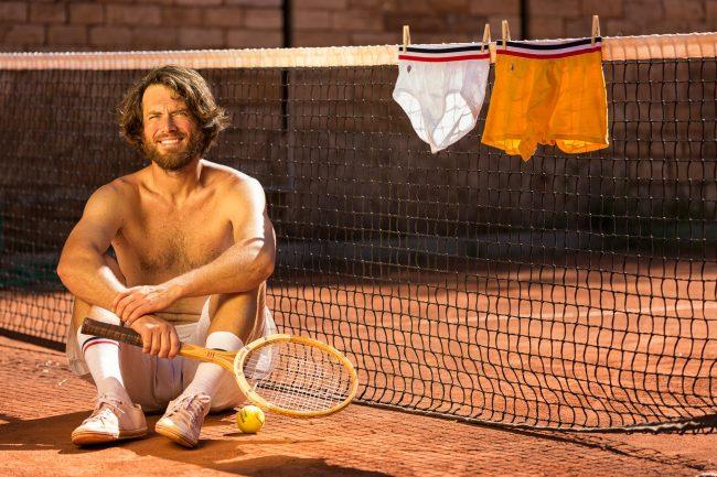 Simon THEVENET - Mannequin & Coach tennis