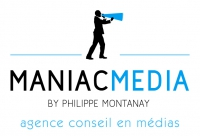 Maniac Media By Philippe Montaney